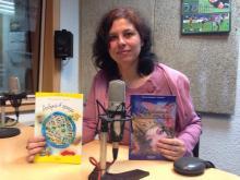 Авторът и издател Милена Бойкова М.-Терзийска в Дарик Радио